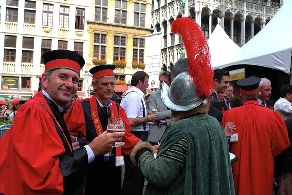 Belgian beer festivals, brussels beer weekend