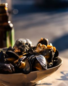 Moules frites, Belgian food, Brussels Travel Guide