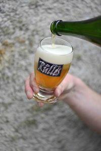 Belgian beer, La Rulles