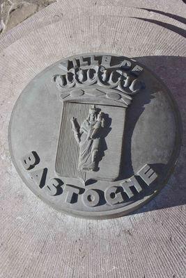 Bastogne city symbol