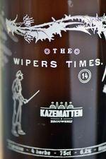 Wipers Times 14 beer, Brouwerij De Kazematten