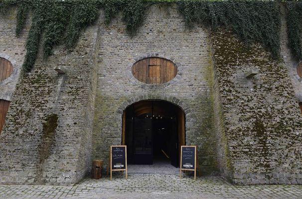 Brasserie Kazematten