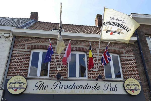Passchendaele beer, Passhendaele pub