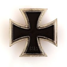 Prussian cross