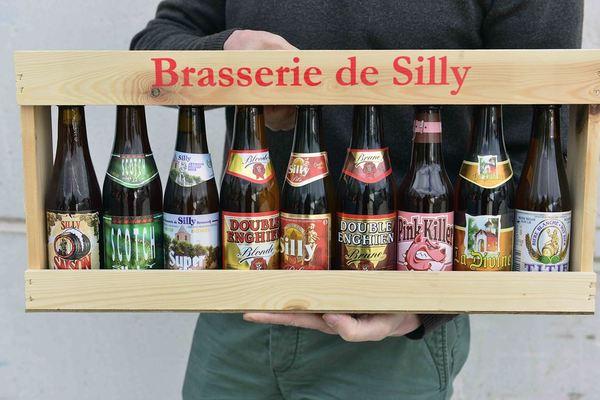 Brasserie de Silly, Silly beer