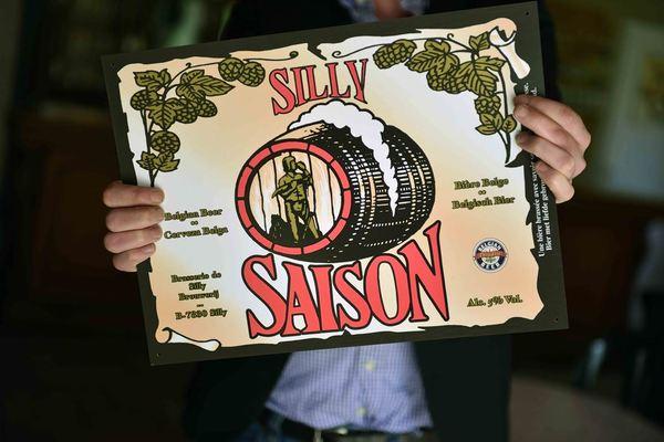 Silly Saison - Brasserie de Silly