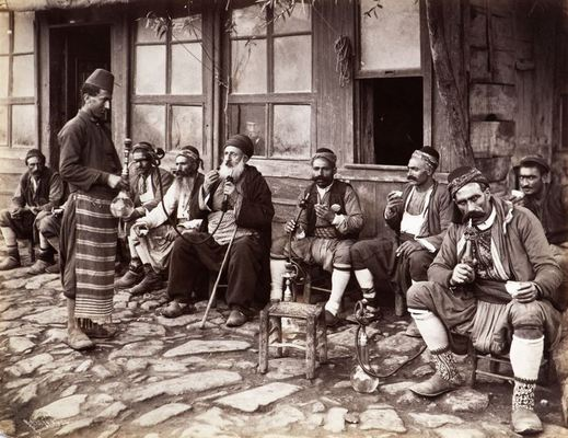 Cafe old istanbul