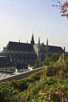 Church of St. Waltrude, Mons