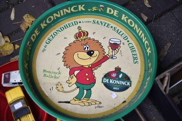 De Koninck, Antiques in Belgium