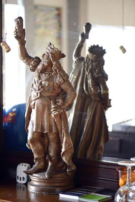 King Gambrinus, Gambrinus