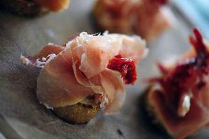 Dried ham, Belgian specialities