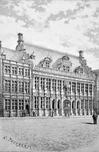 The Linen Hall, Tournai