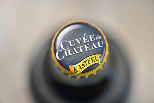Cuvée du Chateau, Kasteelbier, Brouwerij Van Honsebrouck
