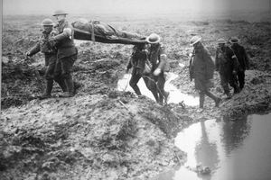 Passchendaele, the Great war
