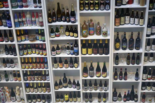 Poperinge museum beer