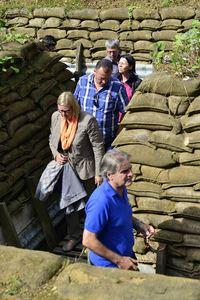 The Passchendaele tour