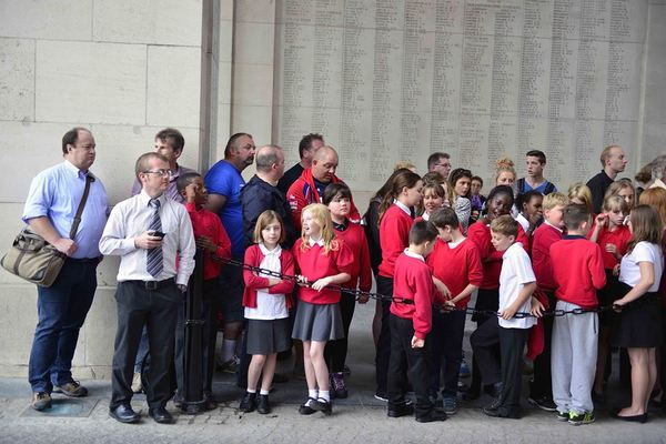 The Last post, Menin gate