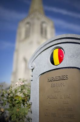 Westtoer war memorials