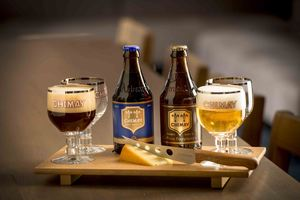 Chimay cheese, Chimay