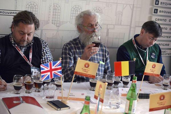 Jef Van den Steen, Brussels Beer Challenge 2014