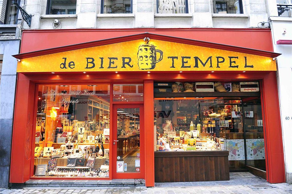 Belgian Beer Shops