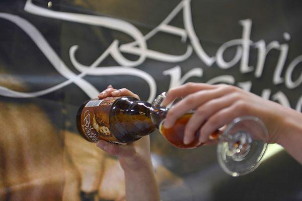 Brugs bier festival roman