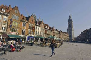 Central Square, Tournai