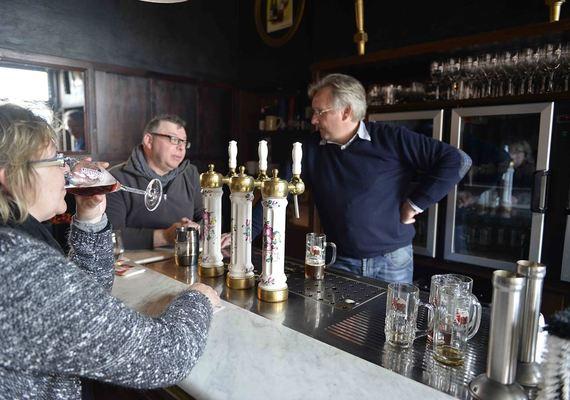 Liefmans brouwerij cafe