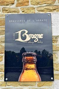 Brogne, Abbaye de Brogne