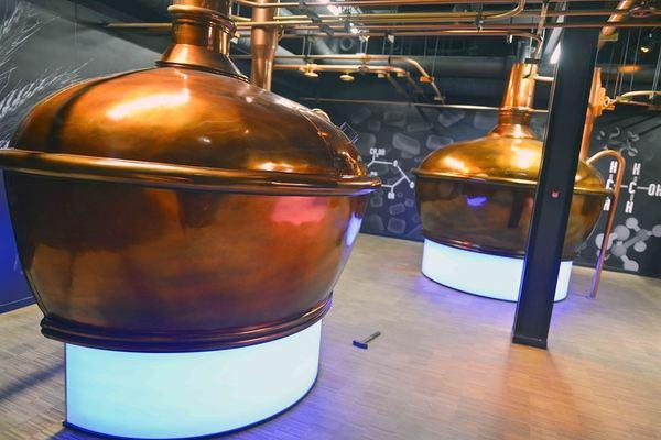 De Koninck Antwerp City Brewery Experience
