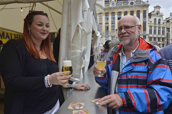 Brussels bier weekend
