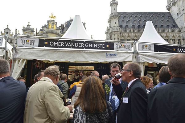 VanderGhinste Oud Bruin is their choice