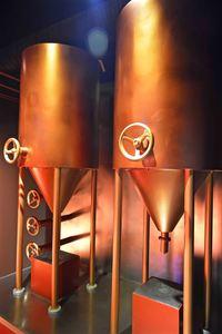 De Koninck Antwerp City Brewery visit