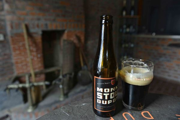 Monk's Stout, Brasserie Dupont