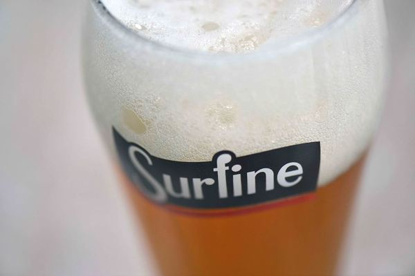 Surfine, Saison beer