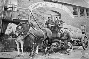 Brouwerij Gulden Spoor, Rusteel