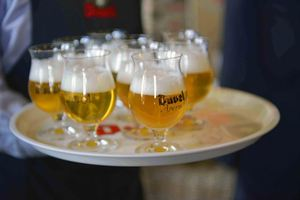 Duvel, an iconic beer, brewed by Duvel-Moortgat