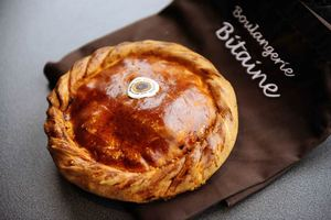 Brasserie Artisanale de Rulles - Paté Gaumais - beer and food