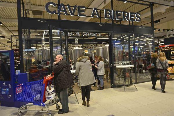 La Cave A Bières, Mons - Brasserie de Silly