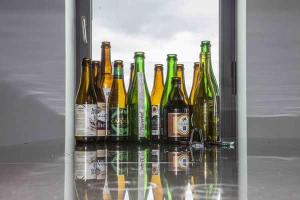 Beer and food pairing at Restaurant 't Zilte