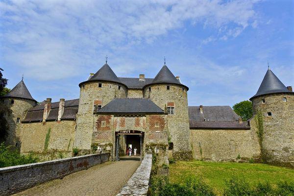 Bertinchamps, Corroy Le Chateau