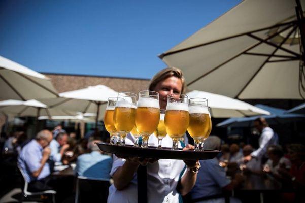 Bierkasteel Van Honsebrouck, brewery visit, brewery, beer experience, event location, restaurant