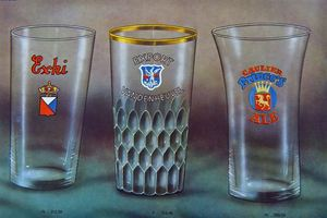 Durobor, Belgian Beer Glasses
