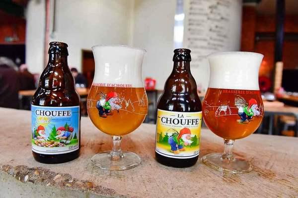 Dekoninck bar lachouffe chouffesoleil