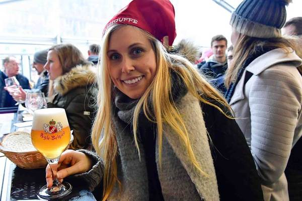 La Chouffe Bruges beer festival 2018