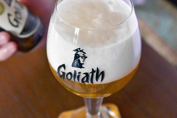 Goliath, Brasserie des Légendes