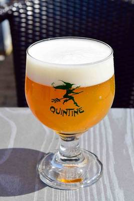 Quintine Blonde, Brasserie des Légendes