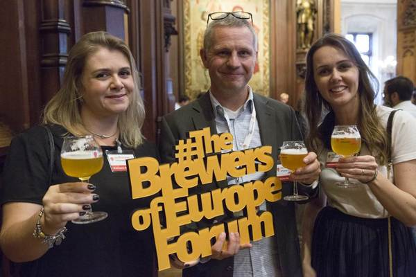 Brewers of Europe Forum, Luc Deraedemaeker