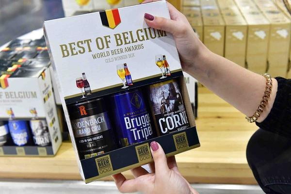 The best of Belgium box, Palm