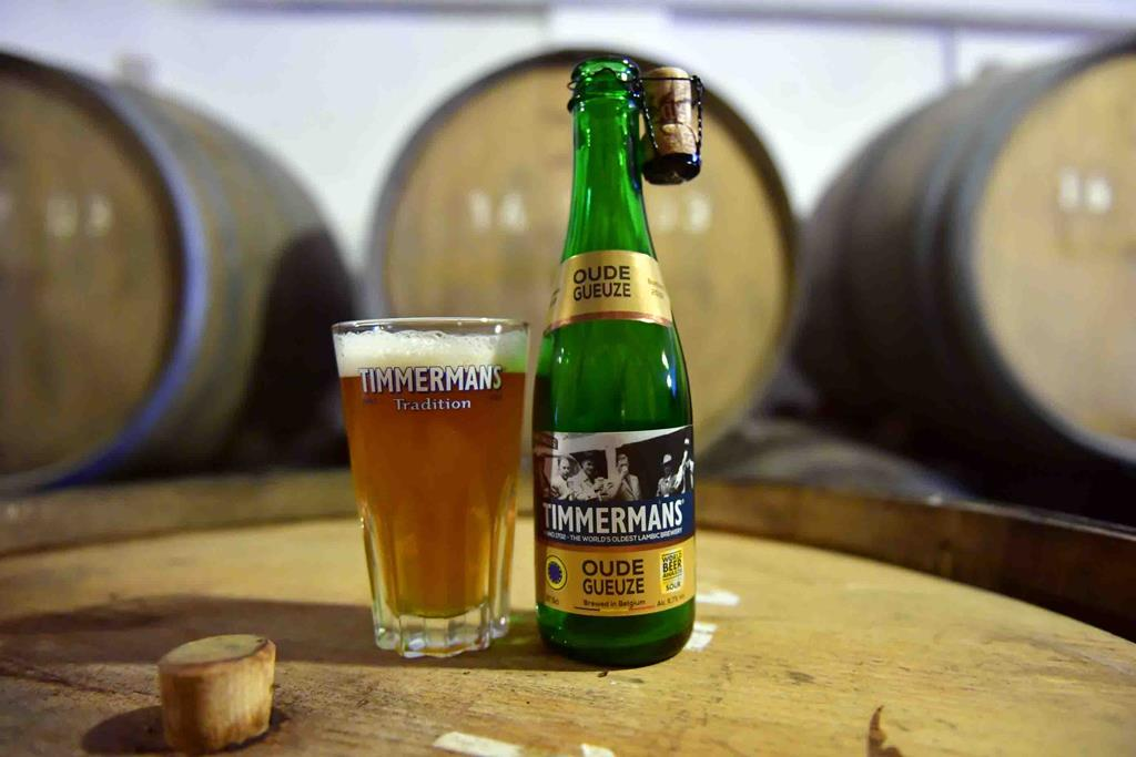 Timmermans oudegueuze